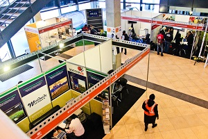 Exhibition Stands: Soccerex African Forum, Durban 2013