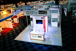 Exhibition Stands: TIKZN, SAITEX 2014