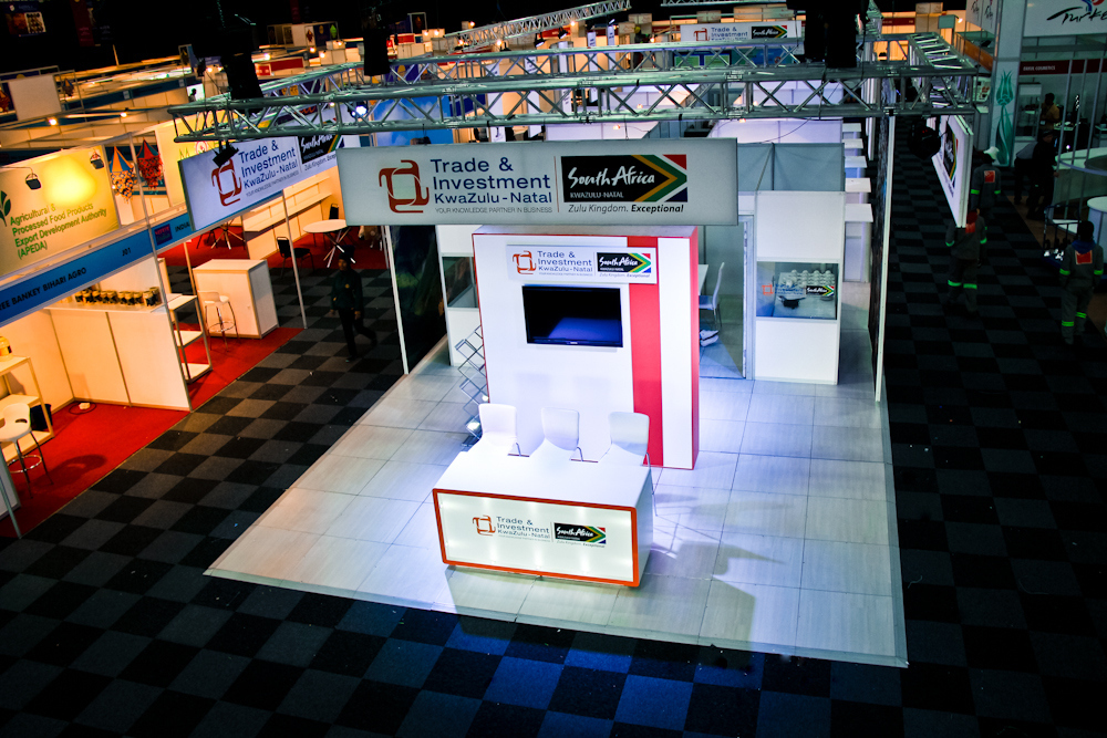 Exhibition Stand Builders Durban : Shades of green exhibition events durban south africa