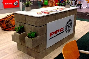 Exhibition Stands: PPC, GBCSA 2014