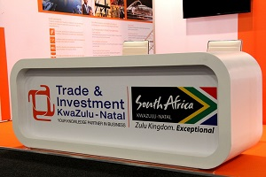 Exhibition Stands: TIKZN, SAAW 2014