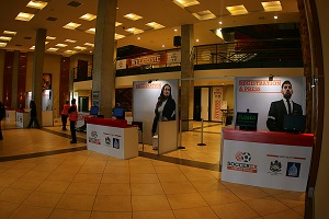 Exhibition Management: Soccerex African Forum, Durban 2014