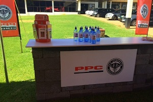 Exhibition Activation: PPC Shield Expo, Gauteng 2015
