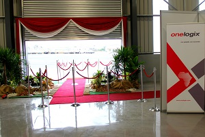 Event Organisers: OneLogix Warehouse Launch, Umlaas 2015