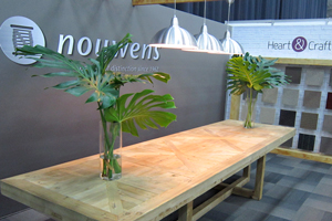 Exhibition Stands: Nouwens, Decorex Johannesburg, 2015