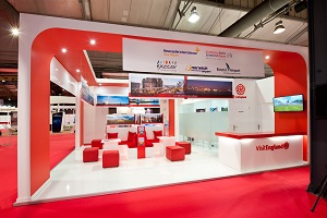 Exhibition Management: World Routes, Durban 2015