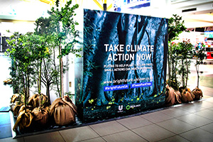 Mall Activation / Roadshow: Unilever brightFuture Mall Activation, 2015 (Johannesburg, Durban & Cape Town)