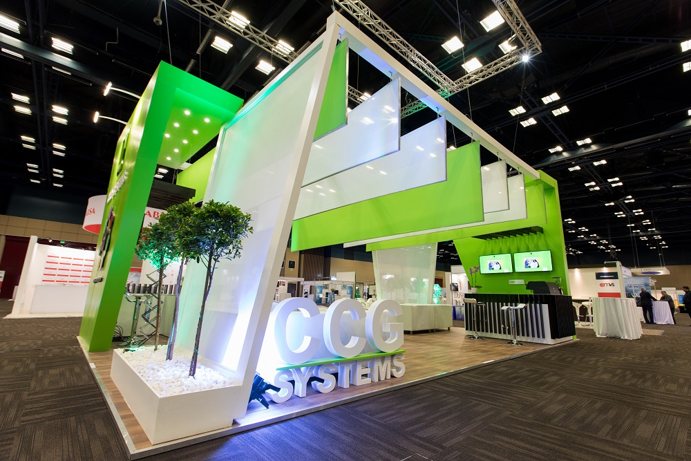 Modern Exhibition Stand Out : Shades of green exhibition events durban south africa