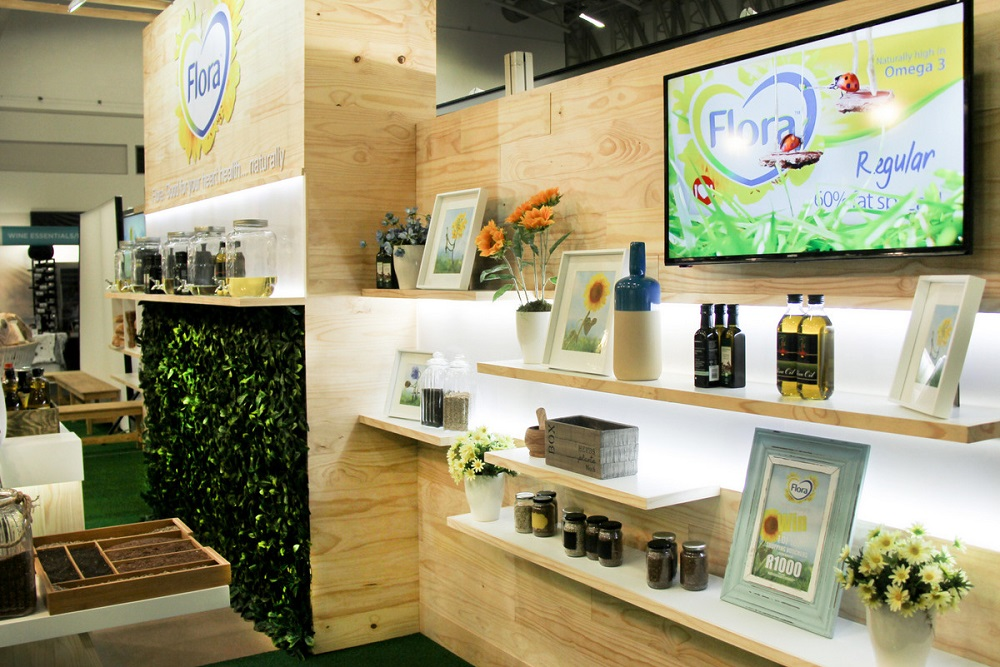 Exhibition Stands: The Good Food & Wine Show, Cape Town, 2016