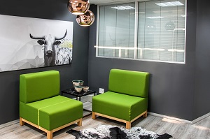 Interior Design, EVH Offices, Durban
