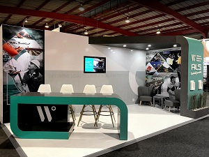 Exhibition Stands, Bauma (2018), WWL