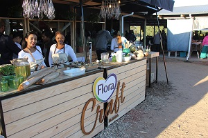 Exhibition Stands, Flora Craft Markets at various venues (2018), Durban, Johannesburg, Cape Town