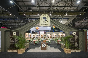 Exhibition Stands, Tourism Indaba 2018, Classic Safari