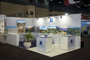 Exhibition Stands, Tourism Indaba 2018, Gooderson Leisure